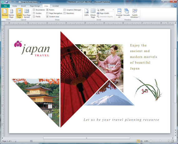 Microsoft Publisher Graphic Design Ideas Stocklayouts Blog